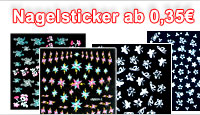 Nagelsticker ab 0.35cent