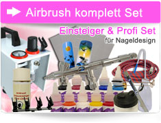 Airbrush Complete Set