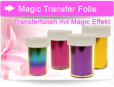 Magic Transfer Folie
