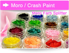 Crash Paint / Moro Farben