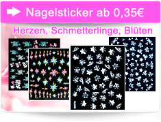 Nail Stickers from 0,35 Euro