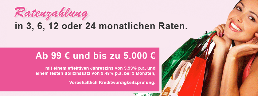 Ratenzahlung Nageldesign Shop