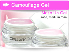 Fingernägel Shop Make Up Gel