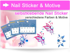 Nail Sticker & Motive