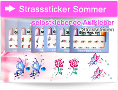 Nailsticker Sommer