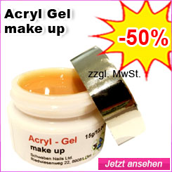 Acryl Gel make-up günstig kaufen