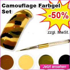 Camouflage Farbgel g�nstig kaufen