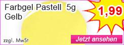 Farbgel Pastell Gelb günstig kaufen