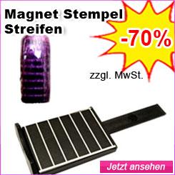 Magnet Stempel günstig kaufen