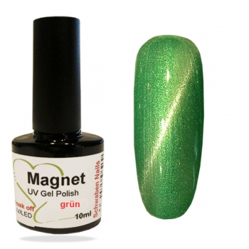 Magnet UV Gel Polish hell grün