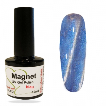 Magnet UV Gel Polish blau