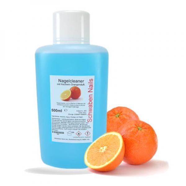 Nagel Cleaner Orange Fingernagelcleaner