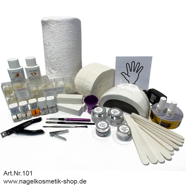 Nageldesign Starter Spar Set